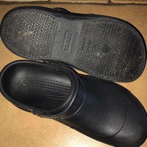 Black Mens Crocs